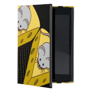 Mice and Cheese iPad Case
