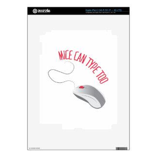 Mice Can Type iPad 3 Skins