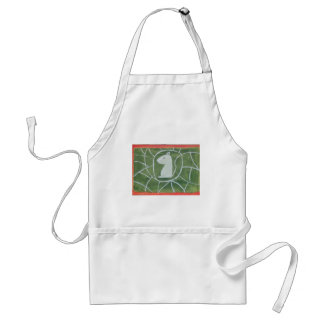 "Mice in Spiderweb by Artist ""S.B. Eazle"" Adult Apron"