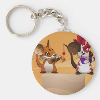 Mice Keychain