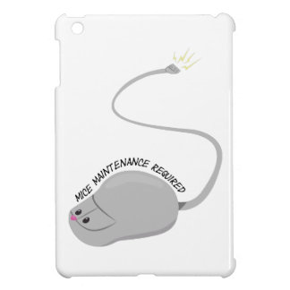 Mice Maintenance Required Case For The iPad Mini