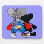 Mice Mike Shadow Kids Mouse pad