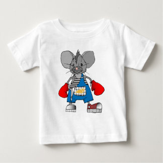 Mice Mouse Mike Customizable Baby T-Shirt