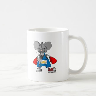 Mice Mouse Mike Customizable Classic White Coffee Mug
