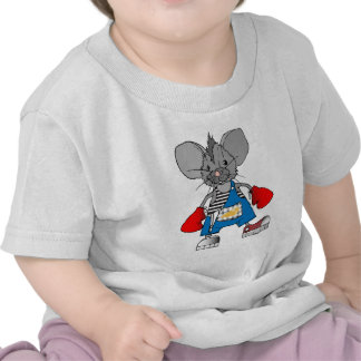 Mice Mouse Mike Customizable Tshirts