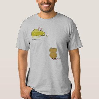 Mice n Cheese T Shirt