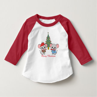 mice of Christmas T-Shirt