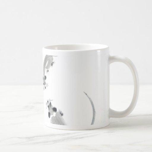 Mice - Oriental Style Mugs