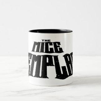 Mice Templar Logo Two-Tone Coffee Mug