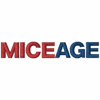 MiceAge bordó la camisa