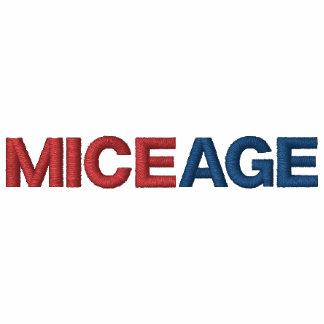 MiceAge bordó polo