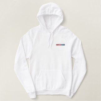 MiceAge Embroidered Hoodie