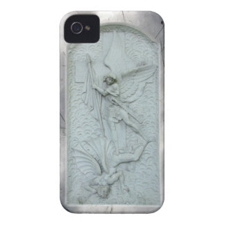 Michael and Lucifer ~ iPhone 4 CaseMate Barely The iPhone 4 Covers
