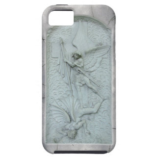 Michael and Lucifer ~ iPhone 5 CaseMate Vibe iPhone SE/5/5s Case
