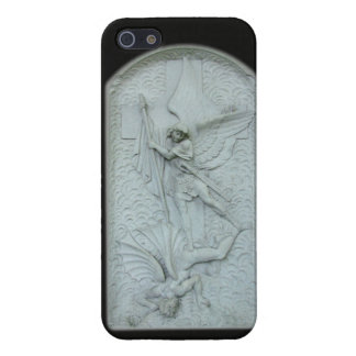 Michael and Lucifer ~ iPhone 5 Savvy case