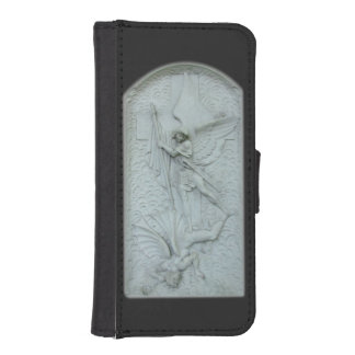 Michael and Lucifer ~ Phone wallet