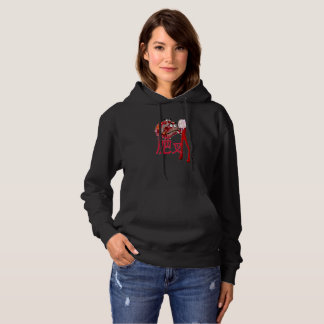 Michael Andrew Law's Mal Girl & BBQ Pork Hoodie