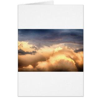 Michael Angelo Cloudscape Card