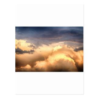 Michael Angelo Cloudscape Postcard