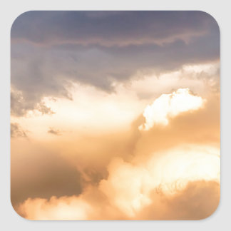 Michael Angelo Cloudscape Square Sticker