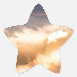 Michael Angelo Cloudscape Star Sticker