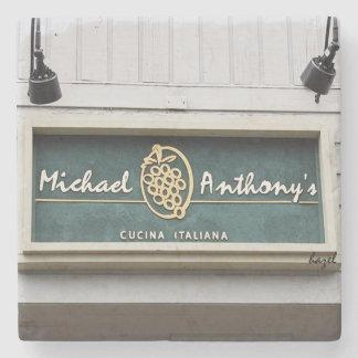 Michael Anthony's Cucina Italiana, Hilton Head Stone Coaster