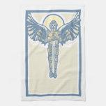 Michael Archangel Hand Towel