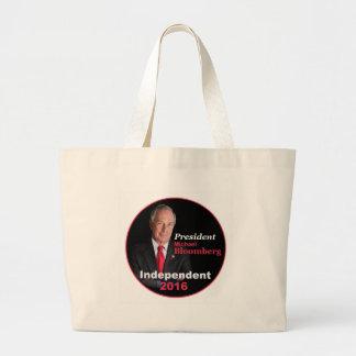 Michael BLOOMBERG 2016 Large Tote Bag