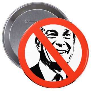 Michael Bloomberg Button