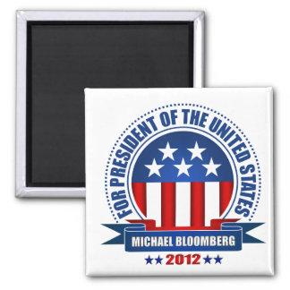 Michael Bloomberg Imán Cuadrado