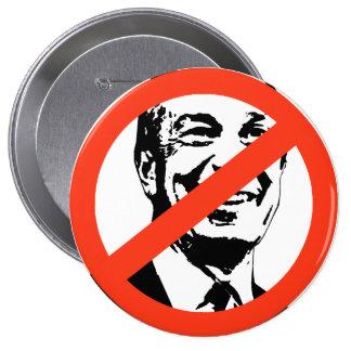 Michael Bloomberg Pinback Button