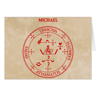 michael greeting cards