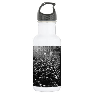 Michael Collins Free State Demonstration 1922 Stainless Steel Water Bottle