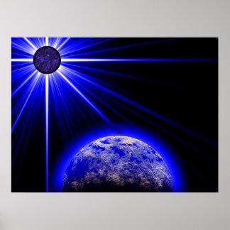 Michael, el escudo cósmico posters