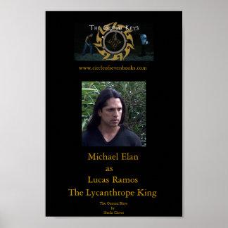 Michael Elan Poster