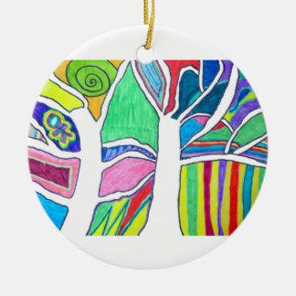 Michael Graham Ceramic Ornament