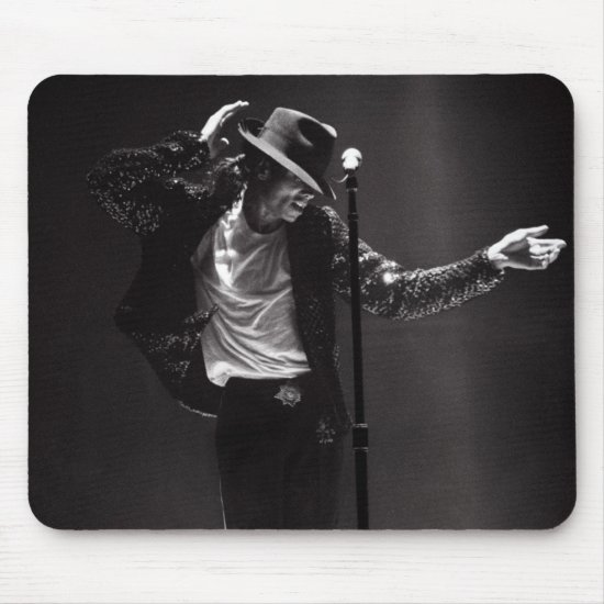 Michael Jackson | Performing Mouse Pad