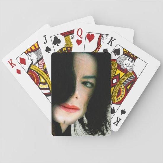 Michael Jackson | Santa Maria, CA Playing Cards