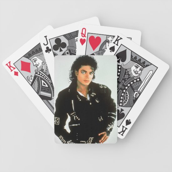 Michael Jackson | Time Life Bicycle Playing Cards