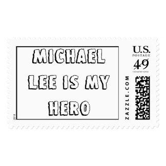 Michael Lee es mis sellos del héroe