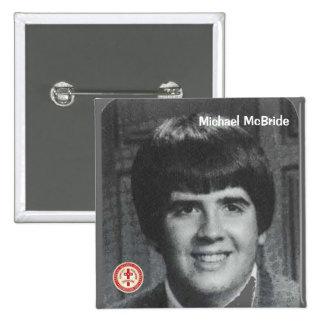 Michael McBride Pin