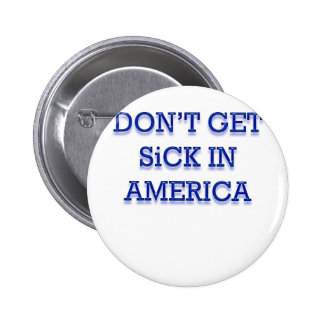 Michael Moore Knows! SiCKO Supporter Button
