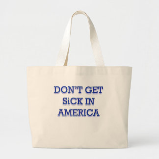 Michael Moore Knows! SiCKO Supporter Large Tote Bag