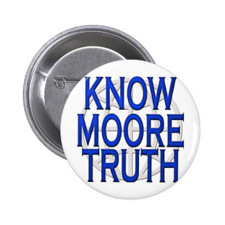 Michael Moore Knows! SiCKO Supporter Pinback Button