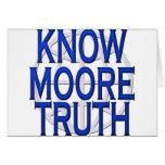 ¡Michael Moore sabe! Partidario del SiCKO Tarjetón