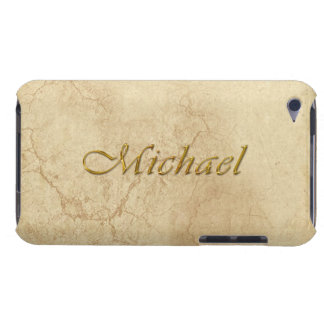 MICHAEL Name Branded iPod Touch Case