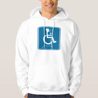 Michael O'Connell Logo Hoodie 1