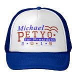 Michael Petyo President 2016 Election Republican Trucker Hat