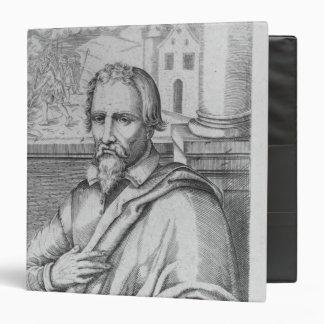 Michael Servetus 3 Ring Binder