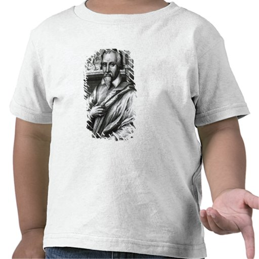 Michael Servetus Camiseta